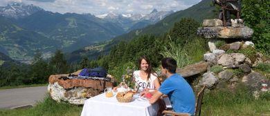 """Tägliches (Voranmeldung) """"Kultur.Frühstück.Montafon"""""""