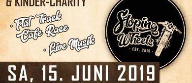 Sloping Wheels Motorradtreffen und Kinder Charity