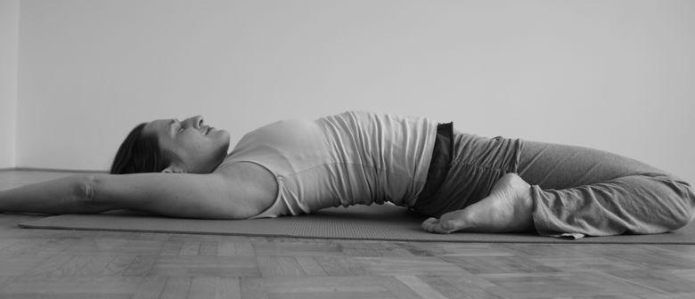 Restart-Yoga dienstags 9:30 UHR in Hietzing