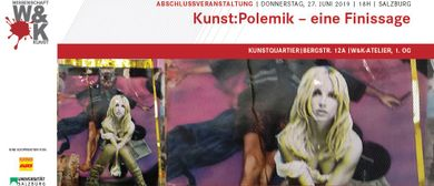 Kunst:Polemik – eine Finissage