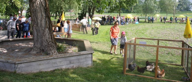 Freilandschau des Rassekleintierzuchtvereins Lustenau