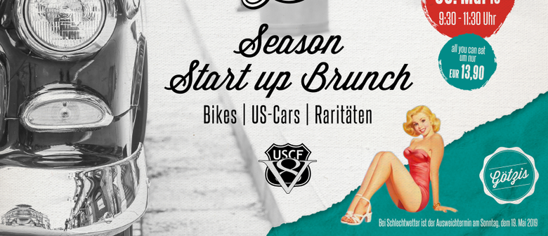 Season Start up Brunch 2019 beim FLAX Am Garnmarkt