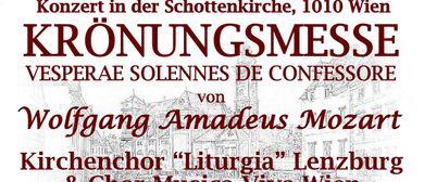 W.A. Mozart: Krönungsmesse | Vesperae Solennes de Confessore