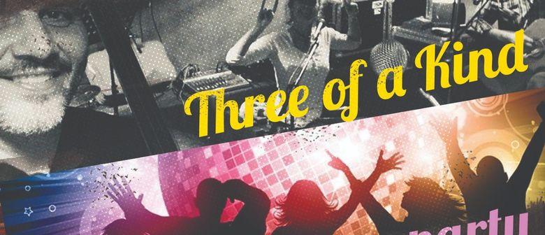 Three of a kind - live