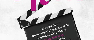 Filmmusikkonzert des Musikverein Hörbranz