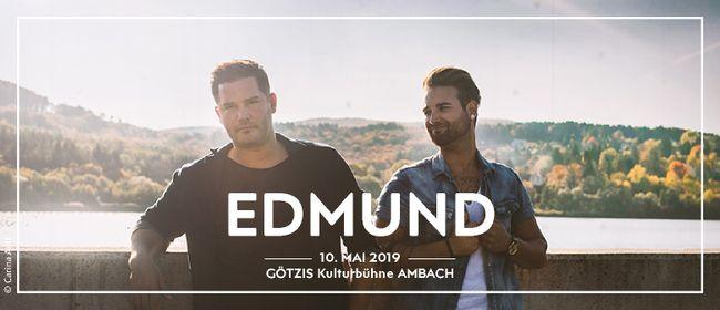 Ausverkauft: Edmund // »Freindschoft«-Tour // Götzis: AUSVERKAUFT