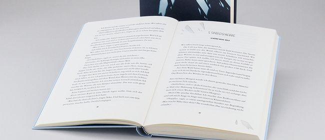 """Julya Rabinowich liest aus ihrem neuen Roman """"Hinter Glas"""""""
