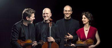 Kammerkonzert mit Cuarteto Casals und Clemens Hagen