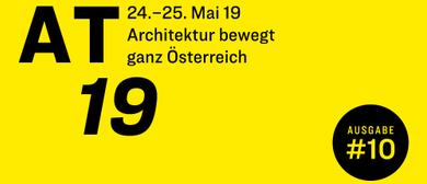 Architekturtage Wien 2019 - RAUM MACHT KLIMA