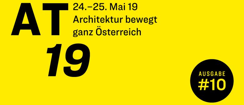 Architekturtage Vorarlberg 2019 - RAUM MACHT KLIMA
