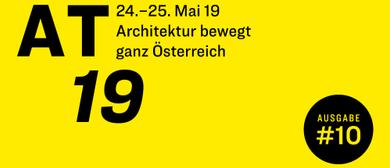 Architekturtage Tirol 2019 - RAUM MACHT KLIMA