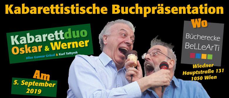 Oskar & Werner Kabarettduo
