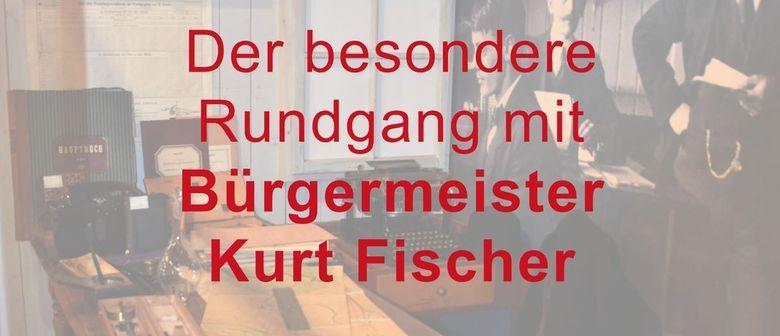 """""""Mit mir Rhein-Schauen"""" mit Bürgermeister Kurt Fischer"""
