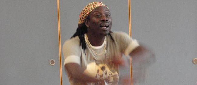 Dynamischer Afrotanz
