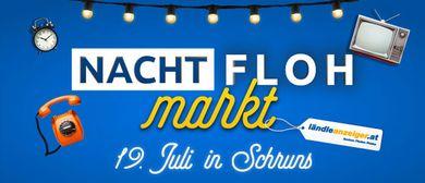 ländleanzeiger.at-Nachtflohmarkt in Schruns