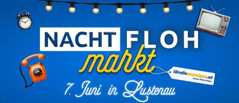 ländleanzeiger.at-Nachtflohmarkt in Lustenau