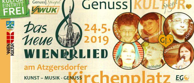 GenussSpiegel`s GenussKULTUR am Atzgersdorfer Kirchenplatz