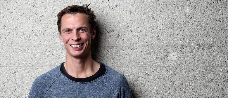 KlangKasten präsentiert: Klaus Eckel – Ich werde das Gefühl