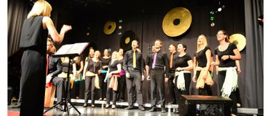 "Chorkonzert der moving voices ""Back to the 80's"""