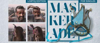 Masquerade for singles LGBTIQ edition