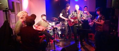 Open Stage - Jamsession Nr.  63