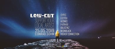 Low-Cut Support Your Local Artist