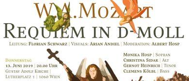 W.A. Mozart – Requiem