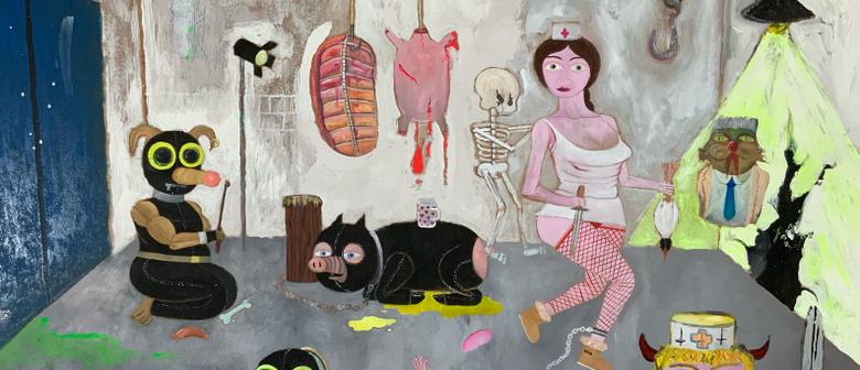 Vernissage: FLORIAN BÜHLER & PATRICK GRAF Galerie Sechzig