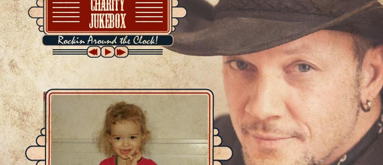 Benefiz für Luisa: Bruce Cradle on the Charity Jukebox