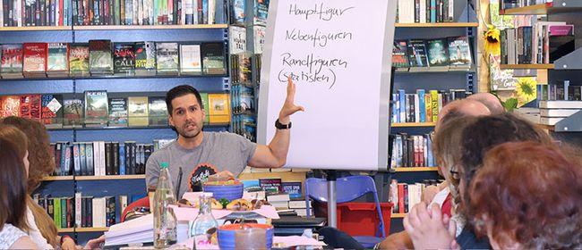 Schreibcafé Wien – die Schreibwerkstatt in der Buchhandlung