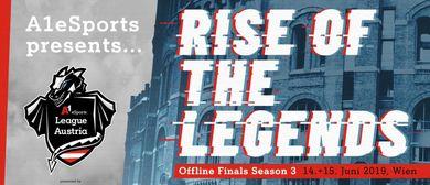 Rise of the Legends - A1 eSports League - Season 3 Finals