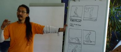 Künstlerwerkstatt: Comic-Zeichnen