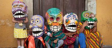 Künstlerwerkstatt: Piñatas selber bauen mit viel Spaß