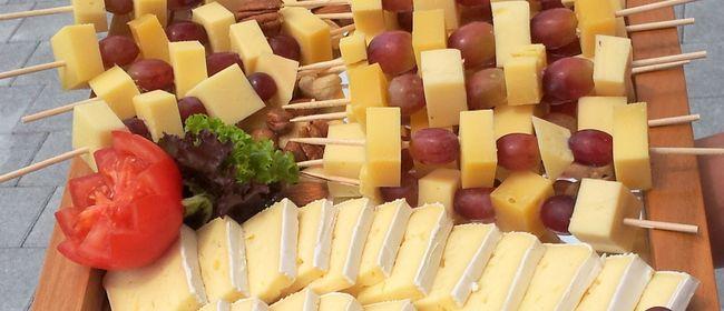 Käse Degustation