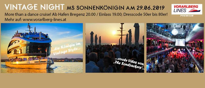 Vintage Night auf der Sonnenkönigin - It's more than a dance