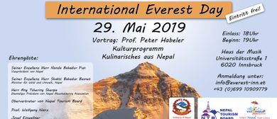 International Mt. Everest Day 2019