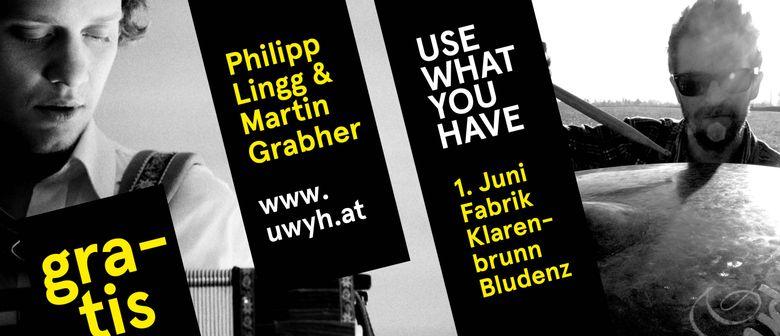 Philipp Lingg & Martin Grabher - Openair Konzert