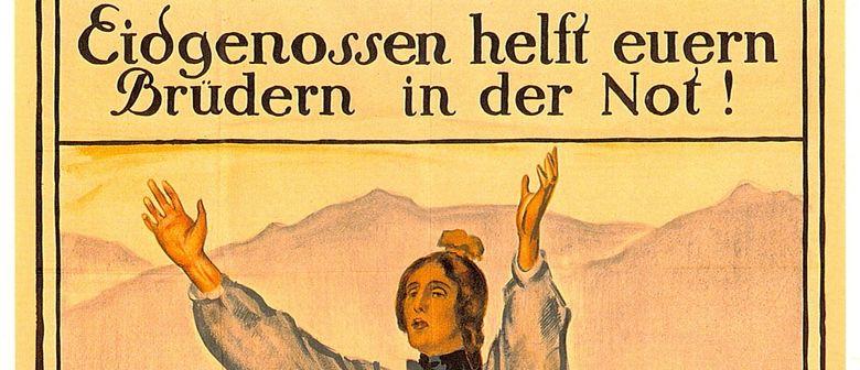 """Ausstellungseröffnung """"grenzen bewegen.Das Montafon 1918/19"""""""
