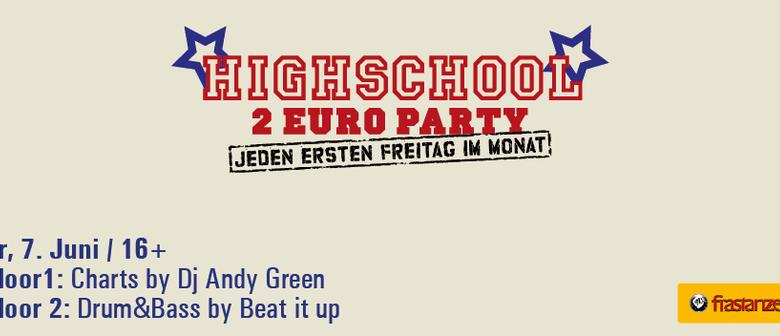 Highschool 2 Euro Party