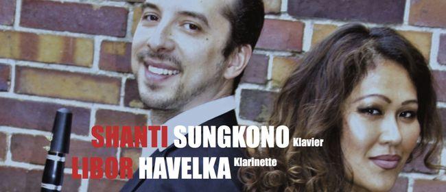 Clarinet in the Opera – LIBOR HAVELKA & SHANTI SUNGKONO
