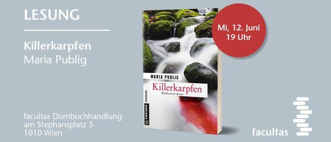 Lesung: Killerkarpfen