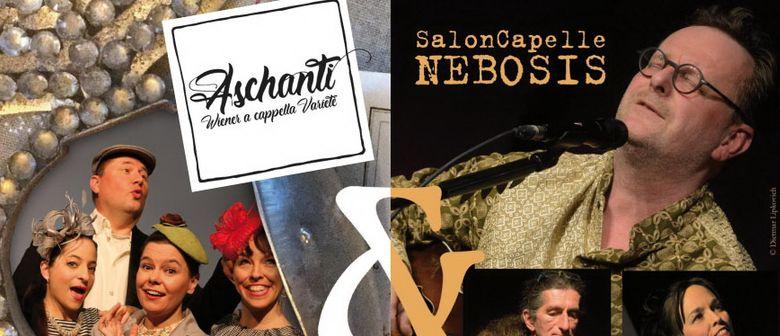 Aschanti & Nebosis Doppelkonzert