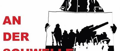 Theater Motif – An der Schwelle