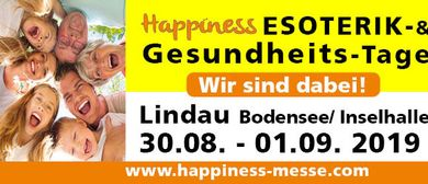 Happiness Esoterik- und Gesundheitsmesse