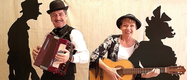 KARL VALENTIN & LIESL KARLSTADT