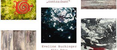 """5 Kunsttherapeutinnen zeigen """"contra:bunt"""""""