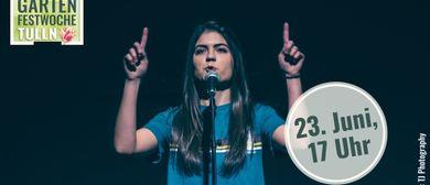 Donaudichten - Poetry Slam auf der Garden Stage