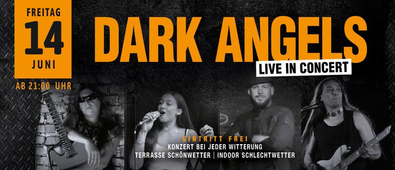 DARK ANGELS live in concert - Open Air - Werkstatt Imst