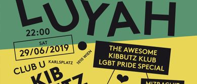 Kibbutz Klub: Homo Halleluyah! The awsome LGBT Pride Special