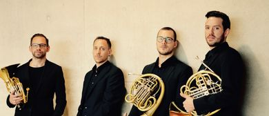 Rheingold Quartett und die Hornisten der Wiener Symphoniker